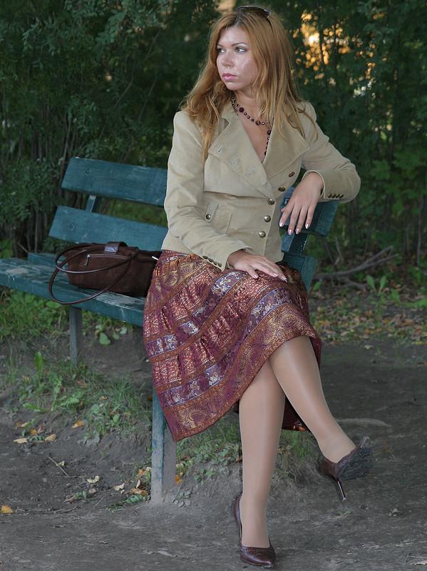 Простая непростая юбка