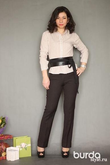 Фасоны брюк: классика навсе времена