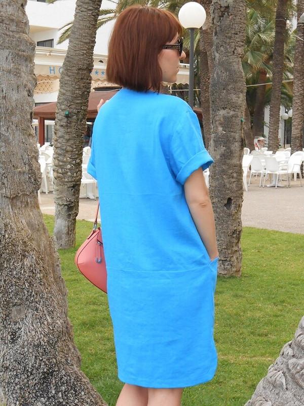 Синее небо Испании