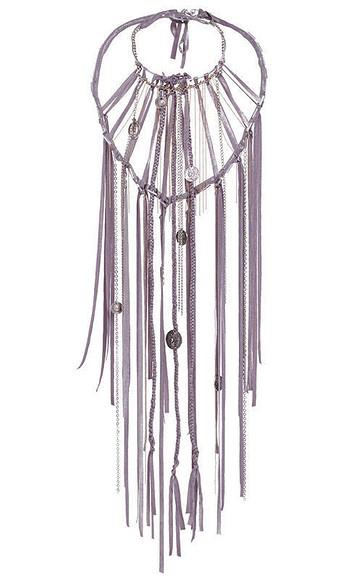 Модная деталь платья иаксессуаров – бахрома