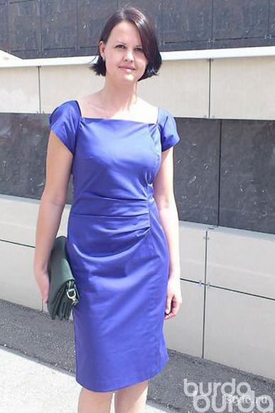 Интересные платья длялета