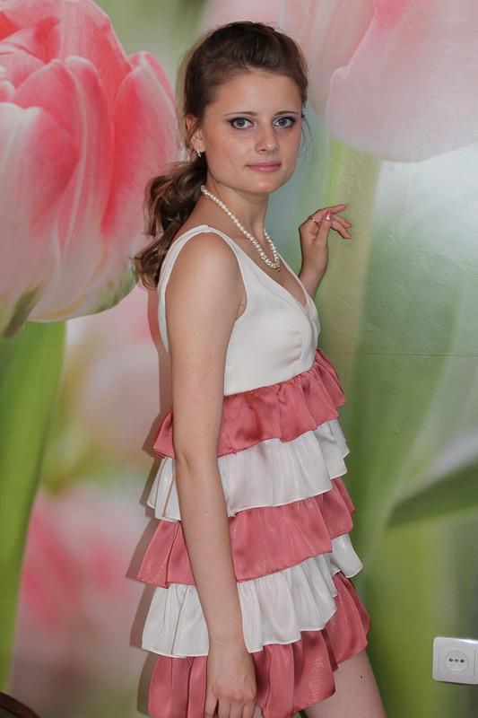 Платье от hameleona
