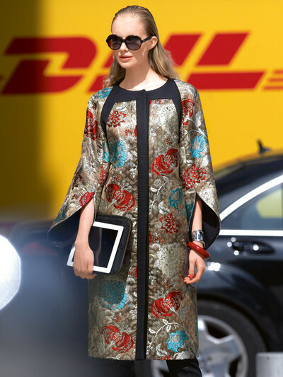 Платье ввосточном стиле дляжаркого лета
