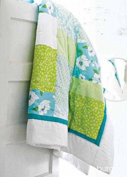 Лоскутное одеяло: простор длятворчества