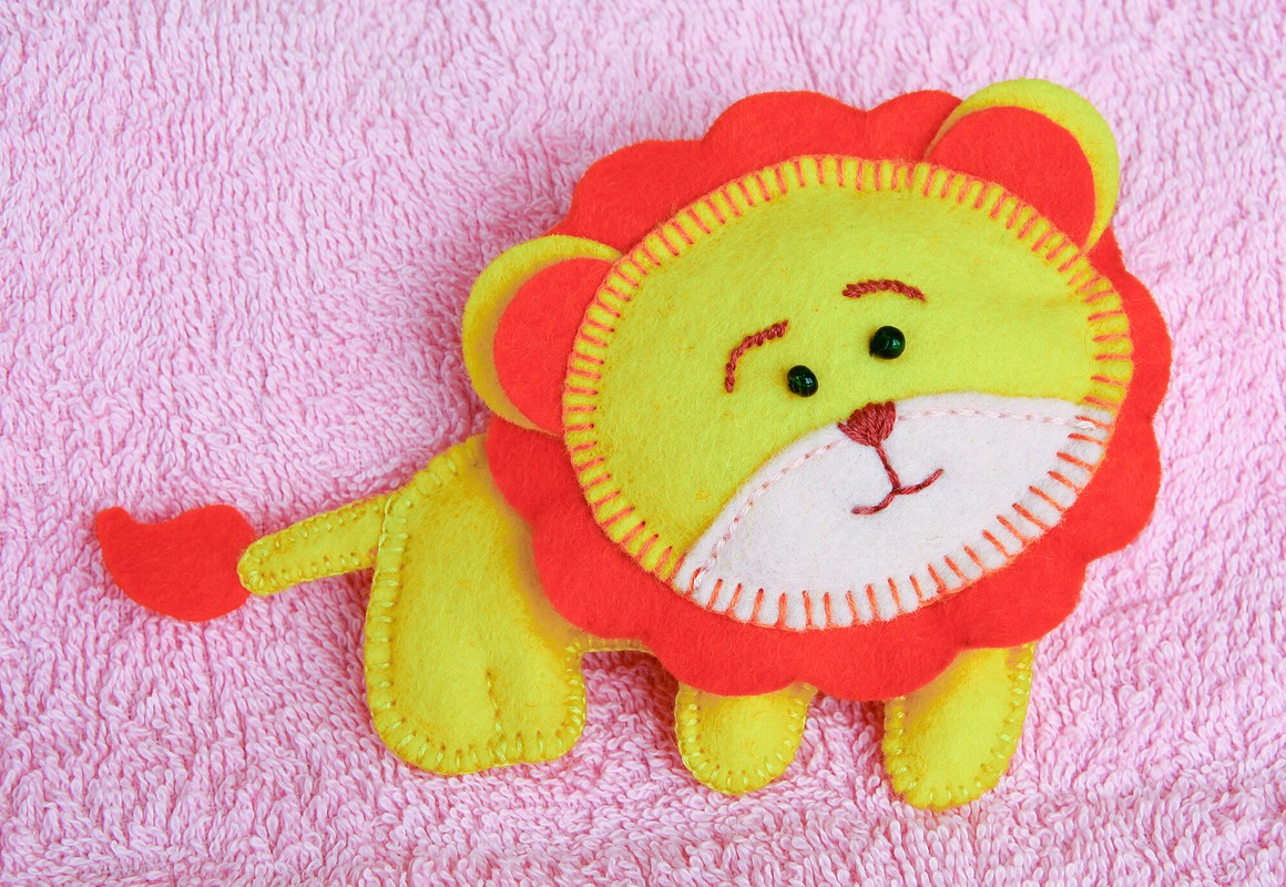 Подарок сдушой, или фетровый зоопарк от wk0sha