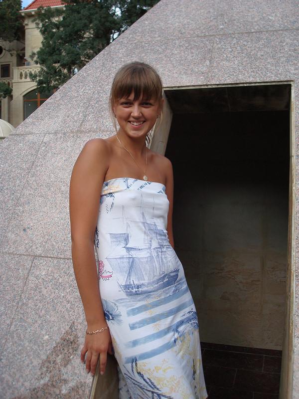 Платье за5 минут)))