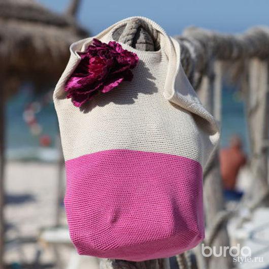 Пляжные сумки втренде