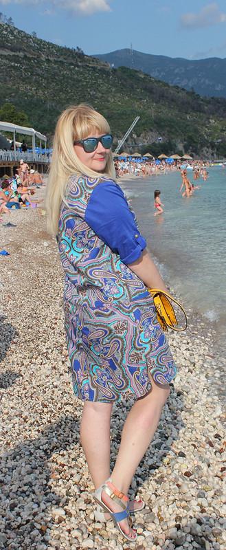 Любимое платье моего лета