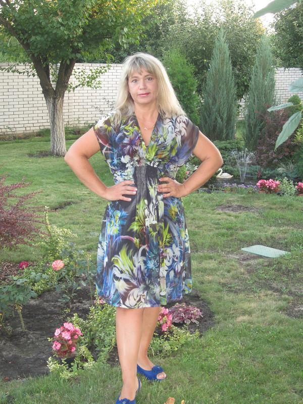Шифоновое платье-туника от musya