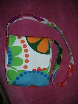 Работа с названием сумочка для маленькой модницы