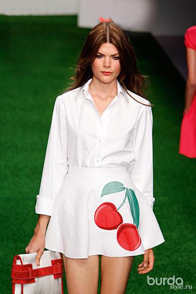Сейчас модно: аксессуары вформе фруктов