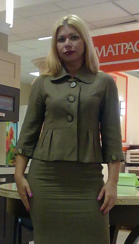 Жакет Долма