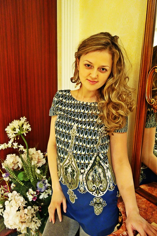И платье итуника