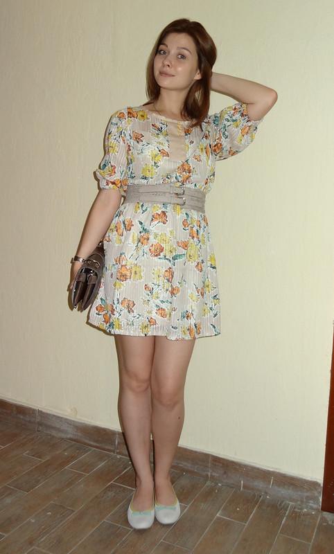 Крестьянское платье от Korolevka