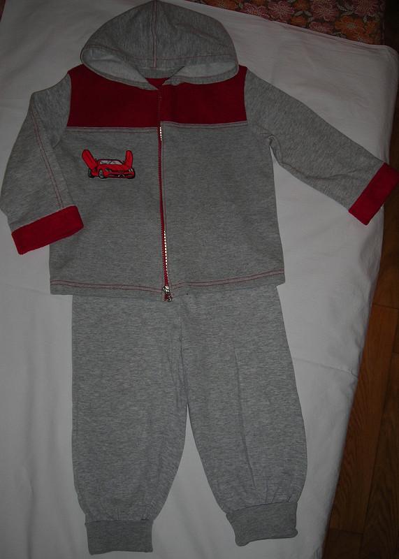 Спортивный костюм длясыночка