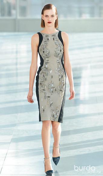 Зеркальное платье & Co