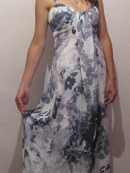 Работа с названием Платье для души!