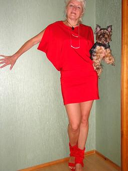 Работа с названием Песнь Криса де Бурга  LADY IN RED :)