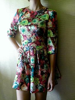 Работа с названием Платье моей мечты