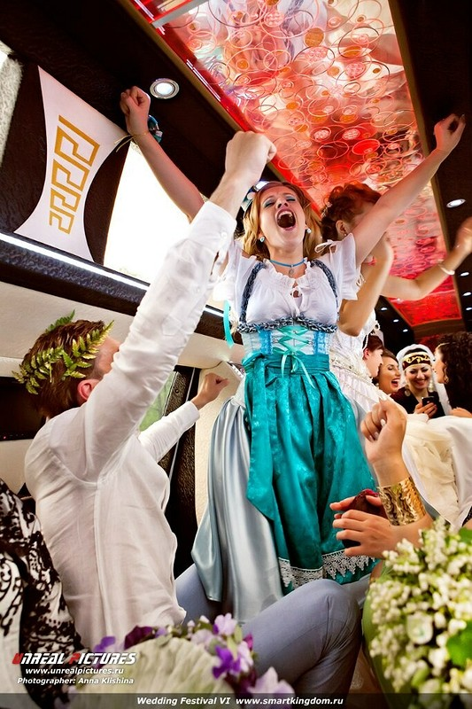 Баварская невеста от DarsyK