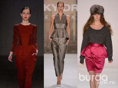 Мода 2013/2014 – Fashion Week Berlin