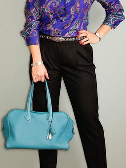 Работа с названием шелковая блузка, (ETRO) Пейсли мотив