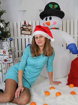 Работа с названием Новогоднее!))))