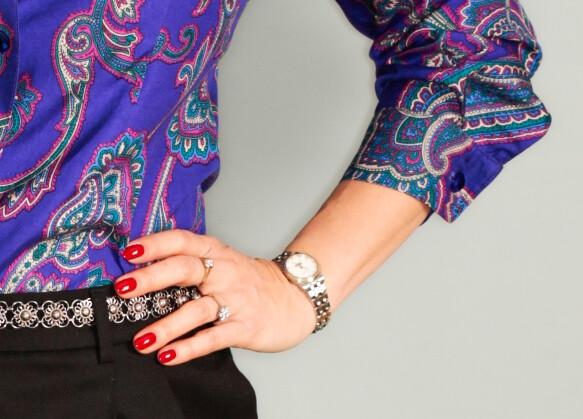 шелковая блузка, (ETRO) Пейсли мотив от silky1way