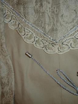 Работа с названием Венское платье