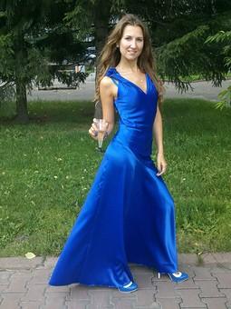 Работа с названием Платье подружки невесты