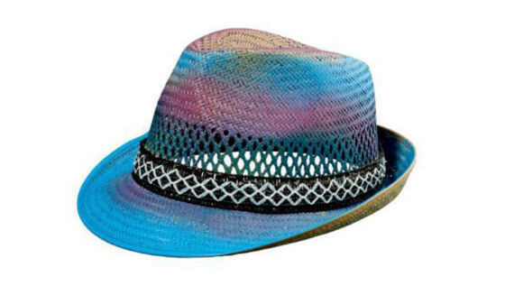 Как декорировать соломенную шляпу своими руками