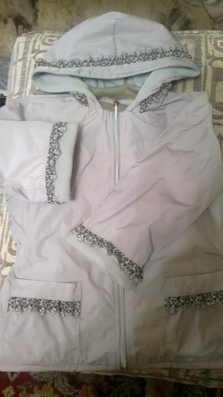 Курточки поодной выкройке от валли1