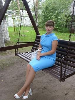 Работа с названием платье 117 из 9/2007
