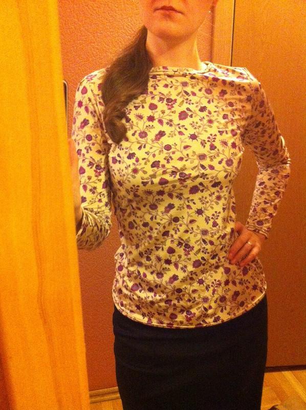 Блузка от Schwed