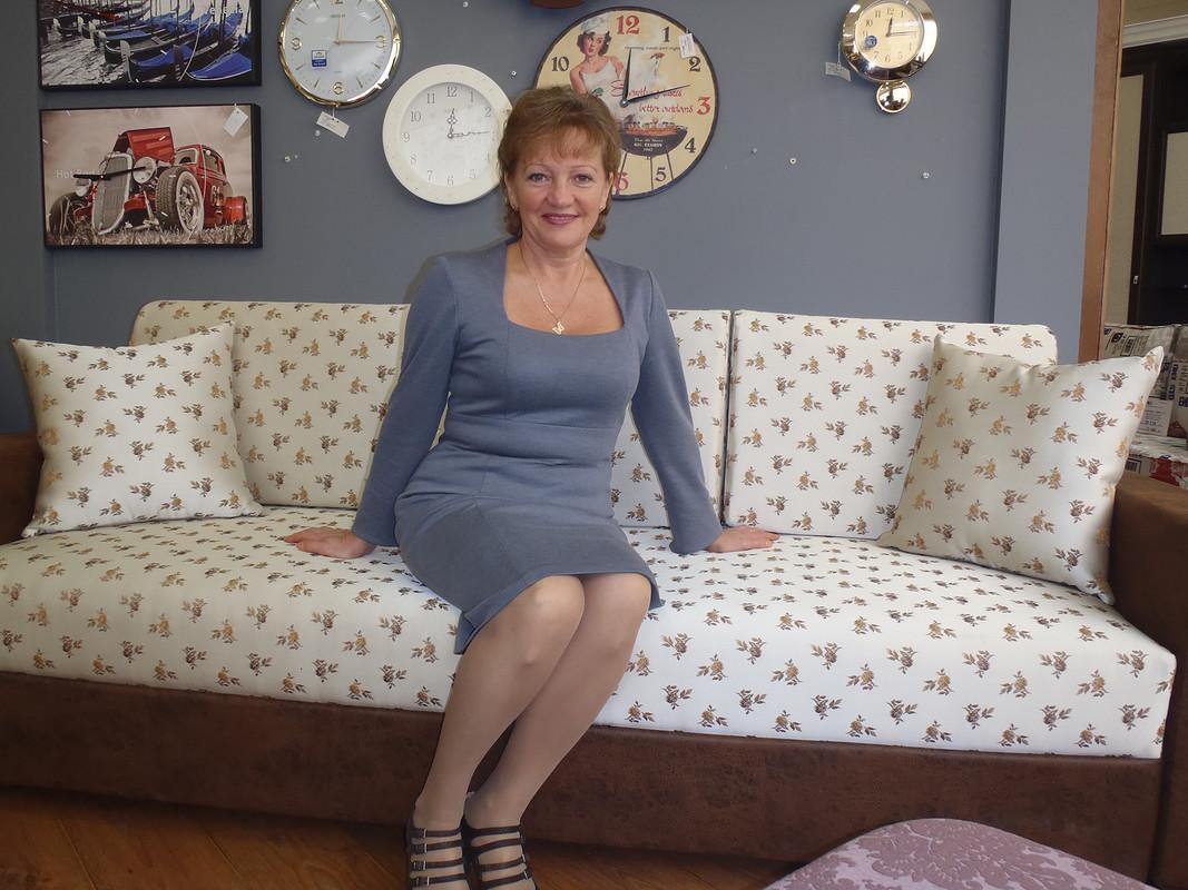 Платье джерси от Ольга Котова