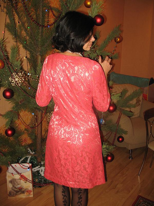 Новогоднее платье от Mochalka