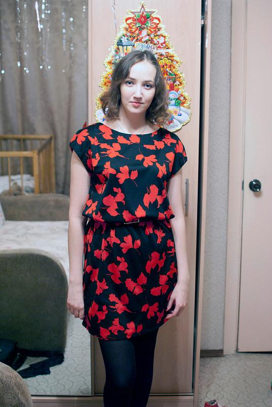 Платье дляНового Года от Анастасия Морозова