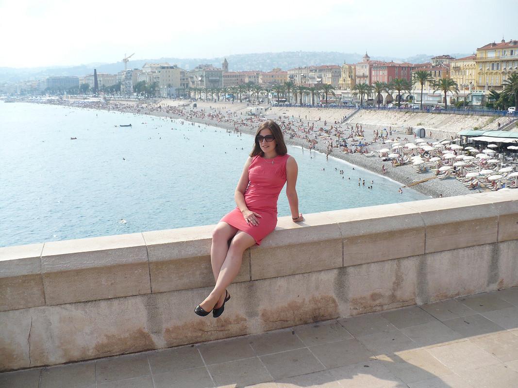 В Ниццу только слюбимым платьем))) от natasha--natasha