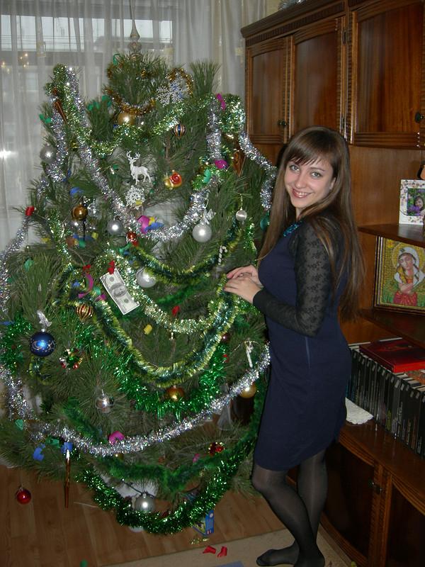 Мое синее платье от Ксения Т