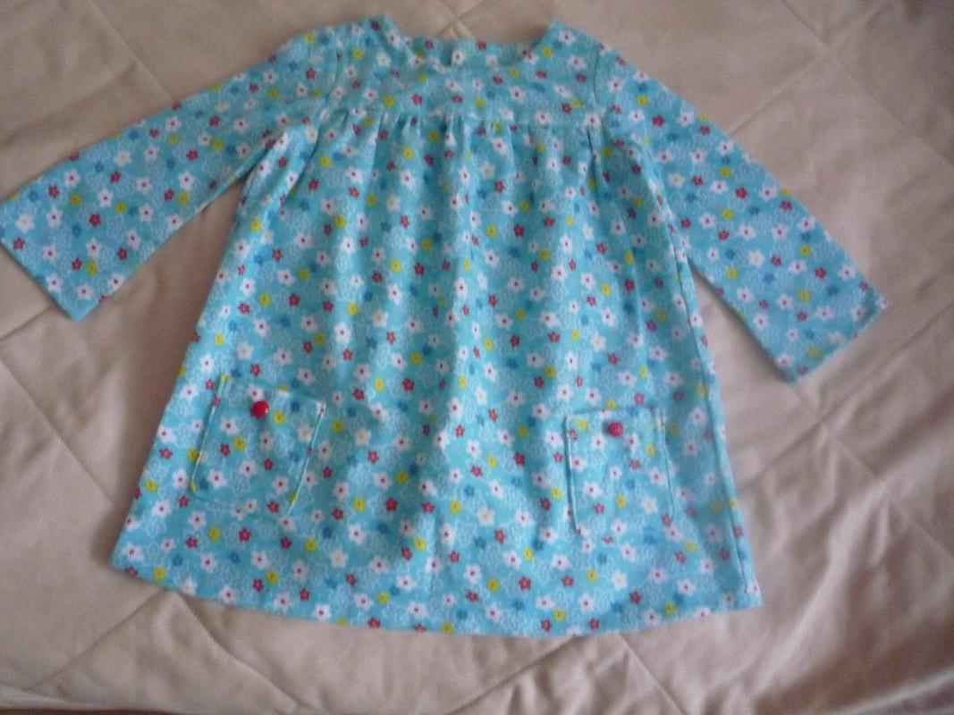 Детское платьице