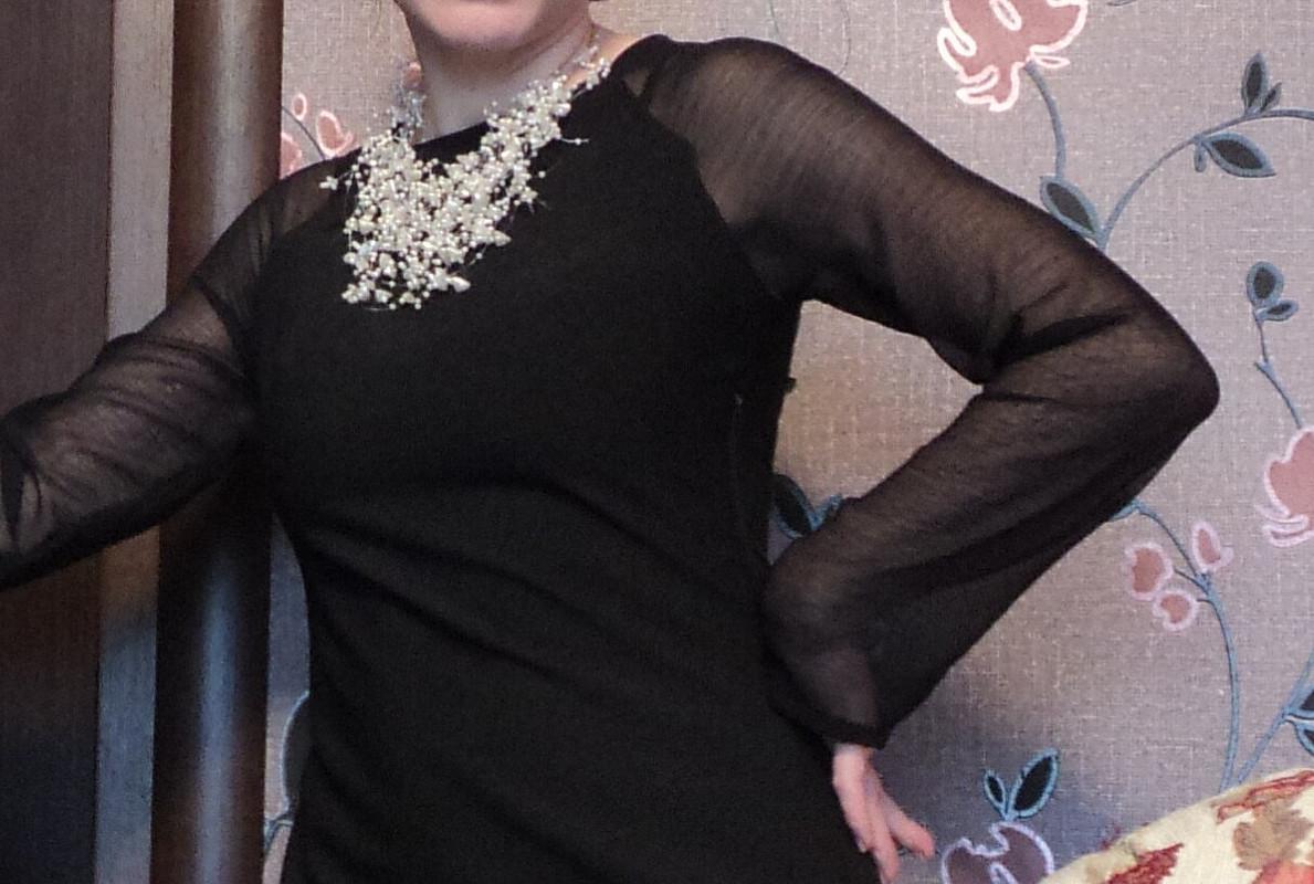 Скучное ли платье?!