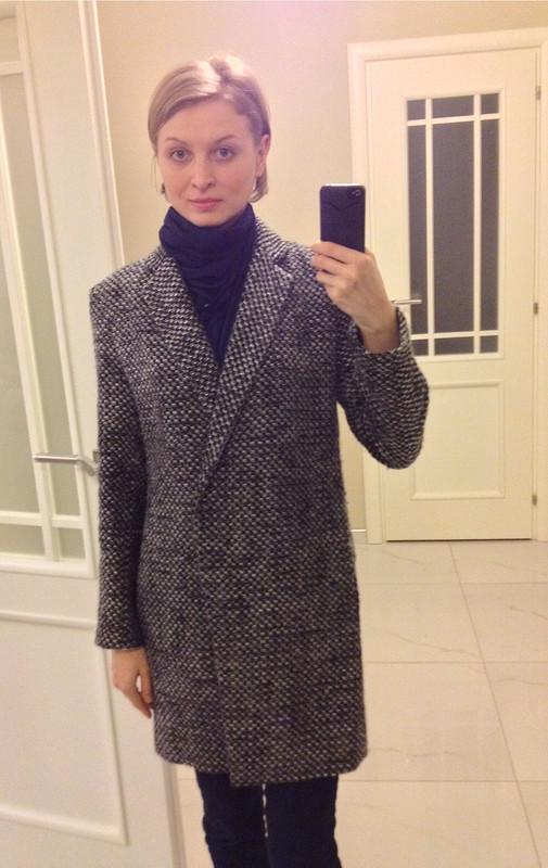 Пальто (мой oversize)