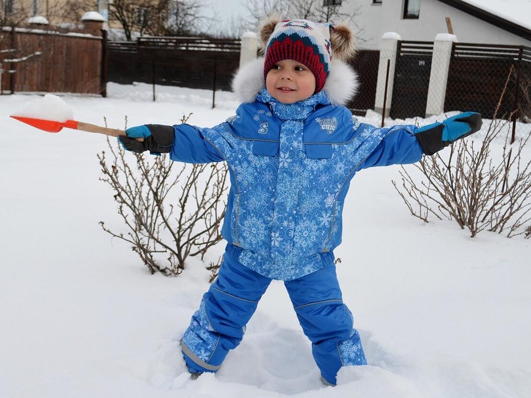 Вьюга Синяя Зима