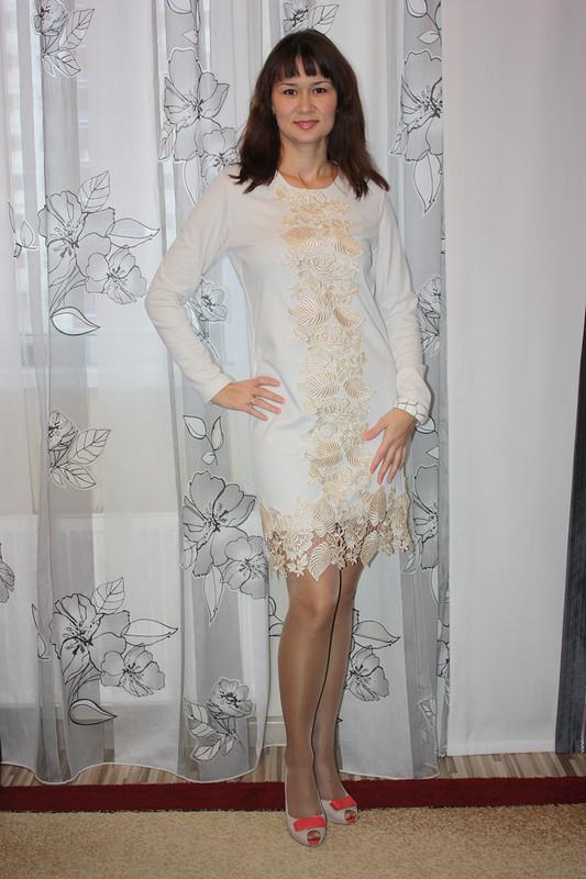 самое первое платье от Светлана Муллаянова