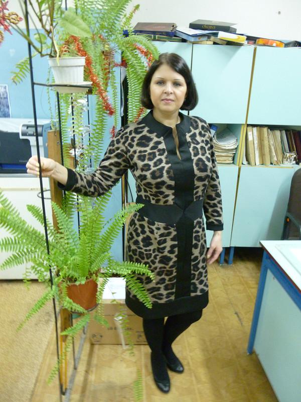 Мой леопард от калигула 2