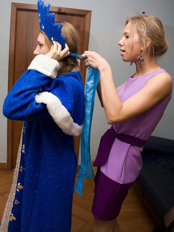 Платье длякорпоратива. Быстро илегко) от vaseliska