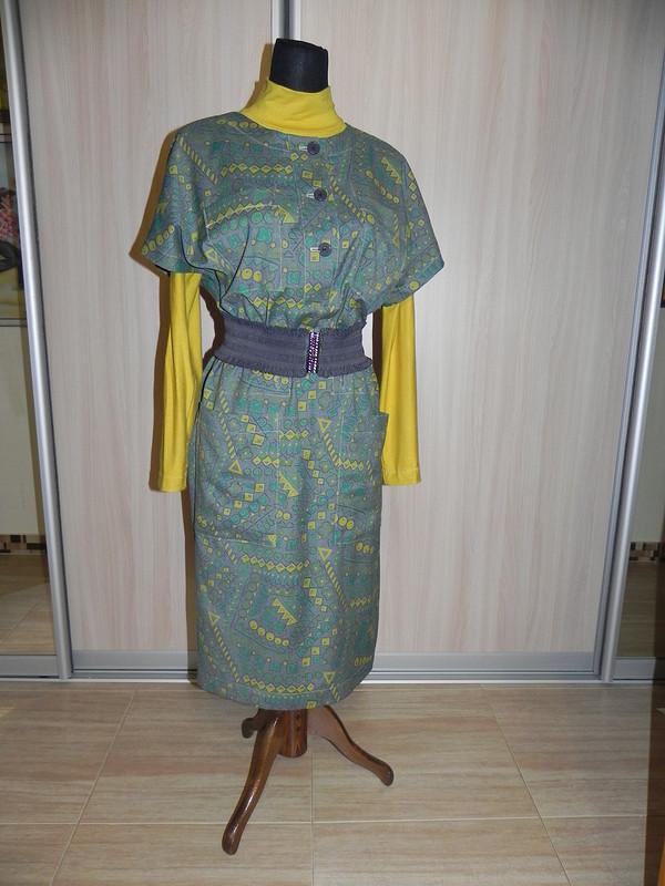 Моё неудачное платье