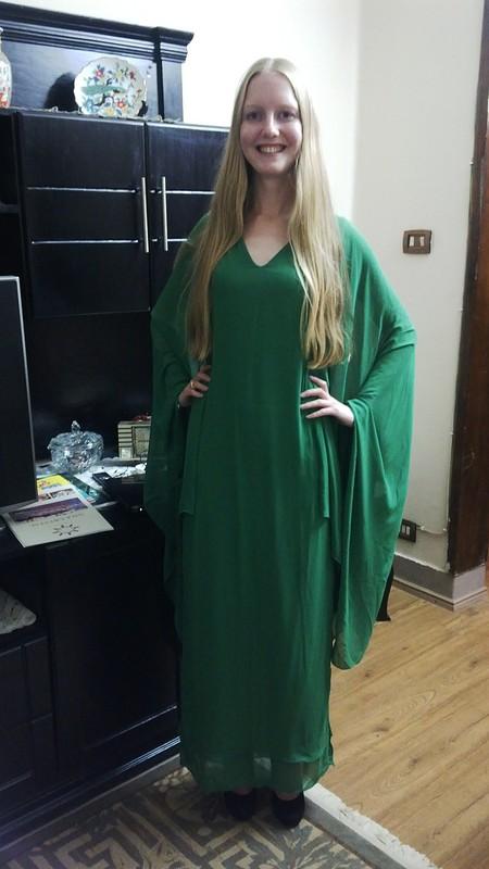 Как долго я хотела это платье!