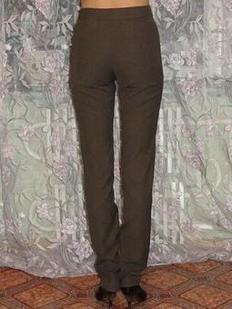 Работа с названием брюки