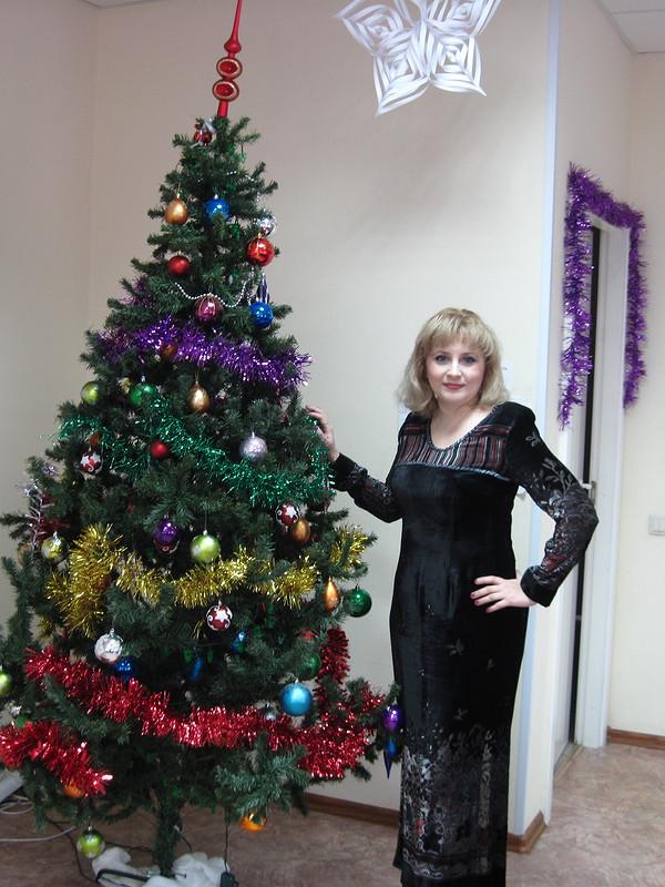 Платье «на выход» от Galina757